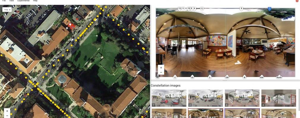 Avec Google Business View, Google Streetview vous emmene dans les entreprises Parisiennes.