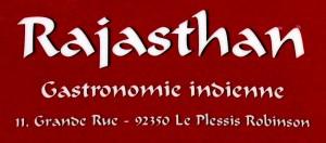 Logo Restaurant Indien Rajasthan et 805 Productions présente : La visite virtuelle 360º Google - 805 Productions Le Plessis-Robinson