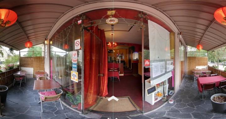 Visitez l'Atelier du Fleuriste avec la visite virtuelle Google Street View Trusted. Photographie Panoramique 805 Productions Paris.