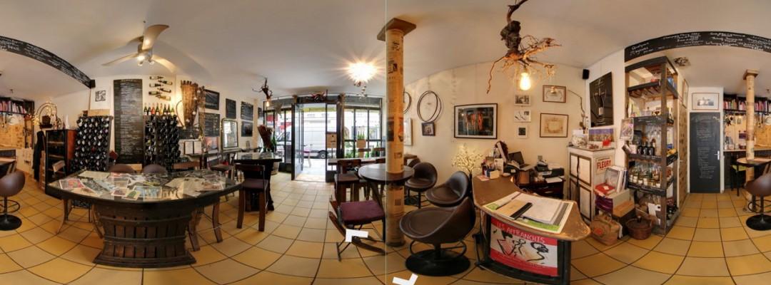 Ma Cave Fleury, visite virtuelle Google realisee par 805 Productions Paris.